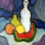 La botella blanca