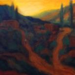Amanecer en el Cerro Negro - Tilcara