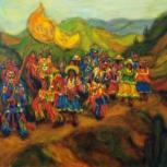 Carnaval en los cerros