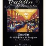 Afiche Cafetín