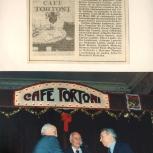 Vida Cultural Café Tortoni